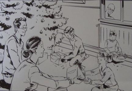 Opticman és a Hoya karácsonya
