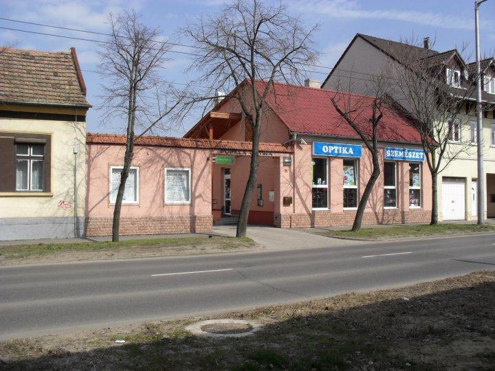 Pupilla Optika Debrecen