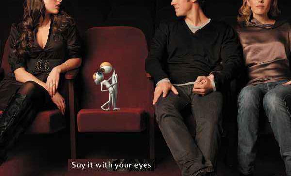 mondd el a szemeddel