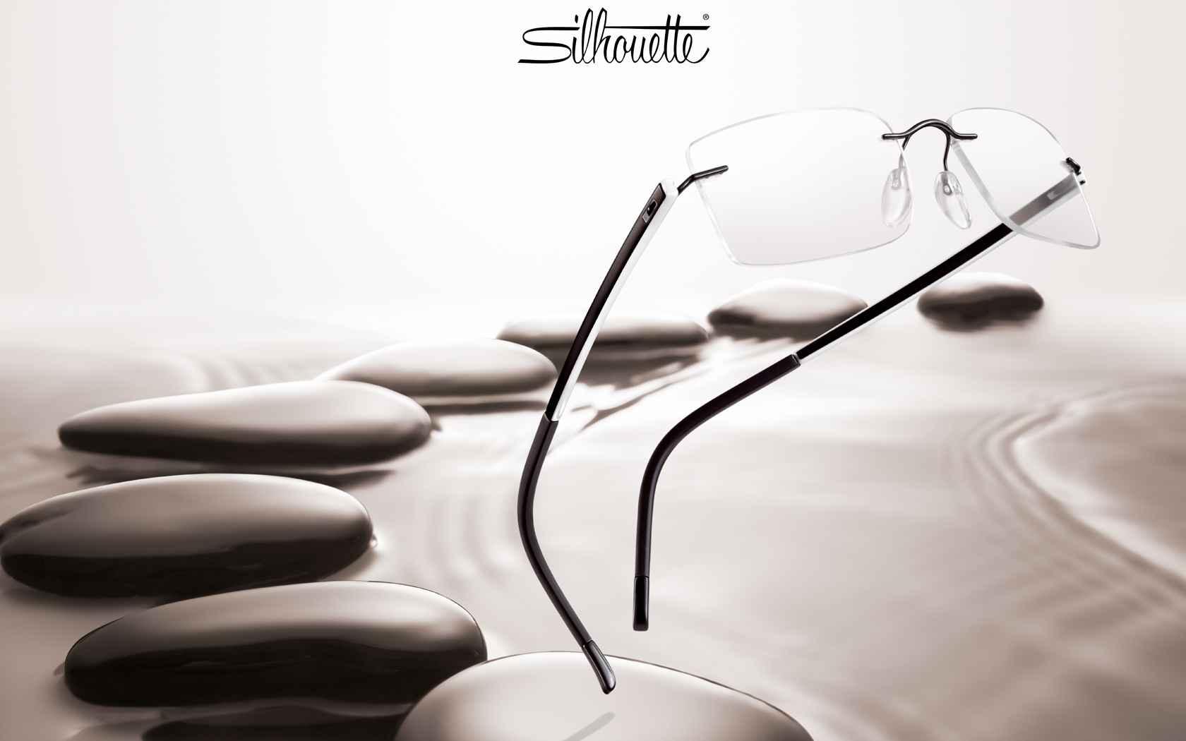 Silhouette titan minimal art l t s hat rok n lk l for Minimal art silhouette