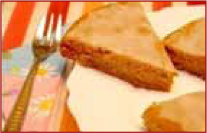édesburgonya torta