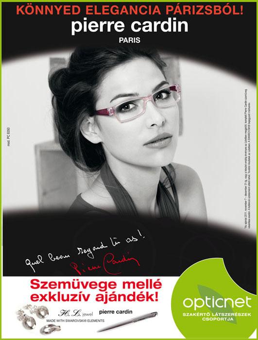 pierre cardin szemüveg akció