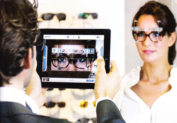 Hoya visureal iPadre