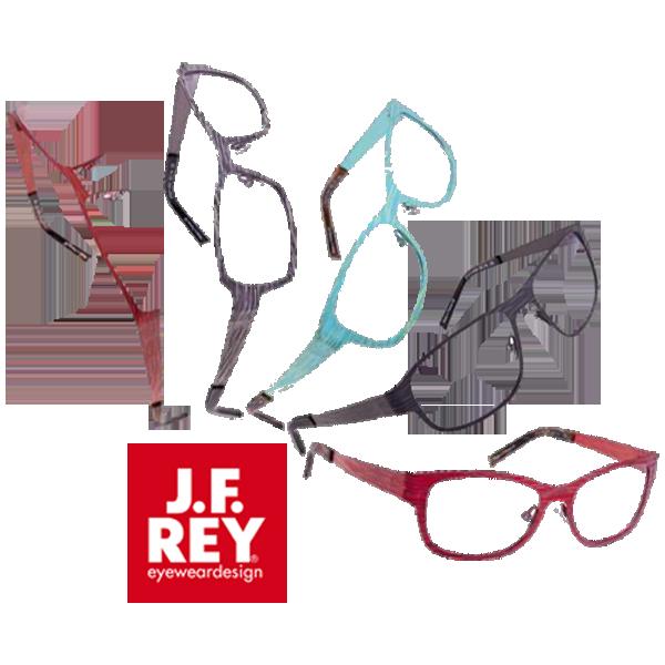 J. F. Rey eyewear Silk collection