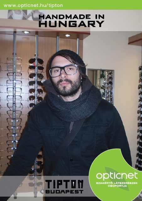 ByeAlex Tipton szemüvegben