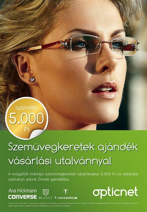 Szemüvegkeretek ajándék vásárlási utalvánnyal  fca7cd046c