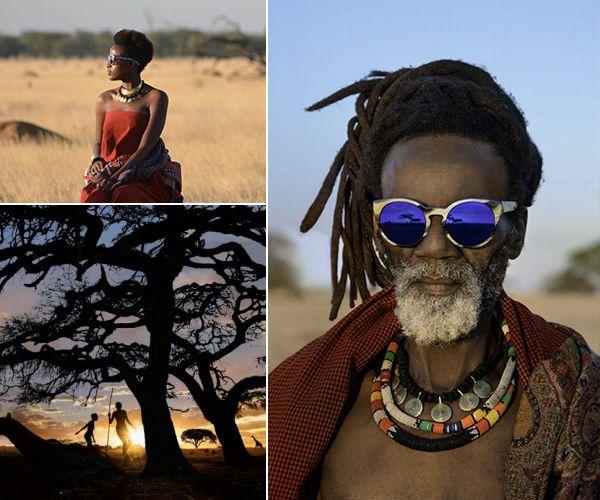 wild love in africa