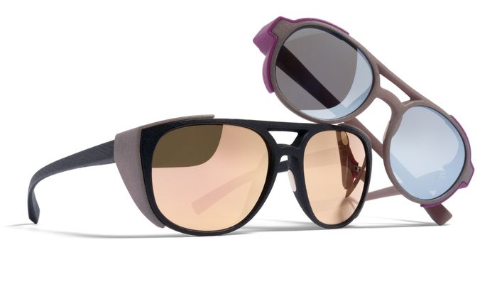 Mykita Mylon sun mountain