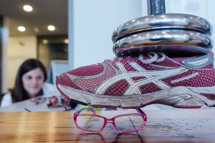 sportszemüveg teszt