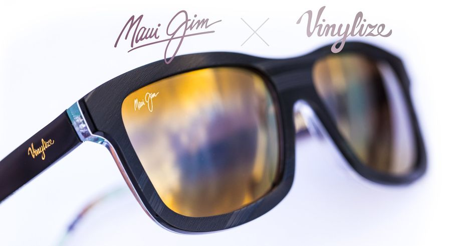 Vinylize feat. Maui Jim - Hula Blues