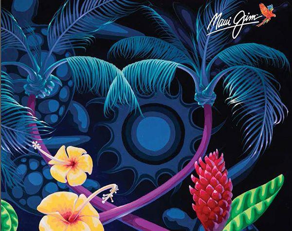 Maui Jim art