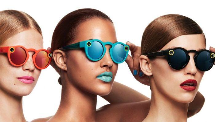 Snapchat szemüveg színválaszték