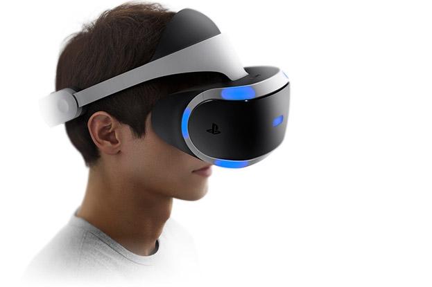 Sony VR-szemüveg