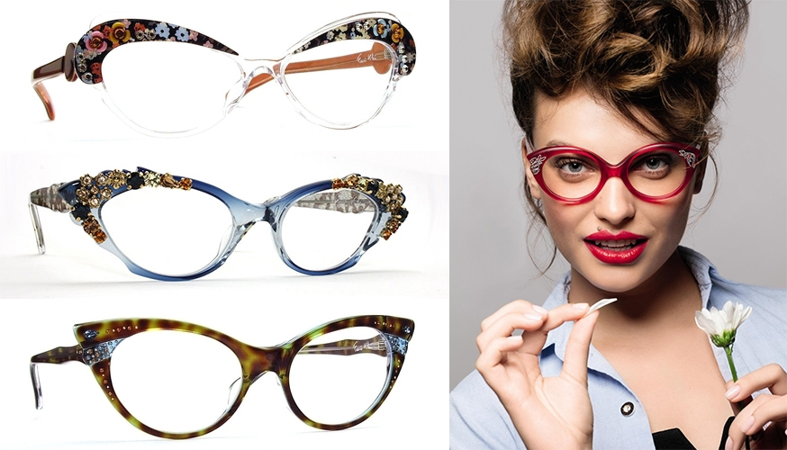 Francis Klein szemüvegkeretek