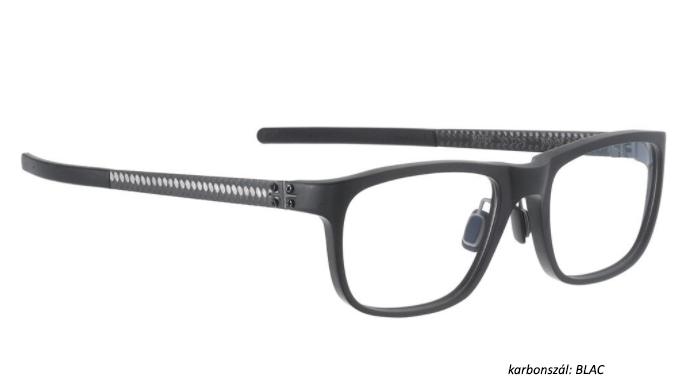 karbonszálas szemüvegkeret BLAC