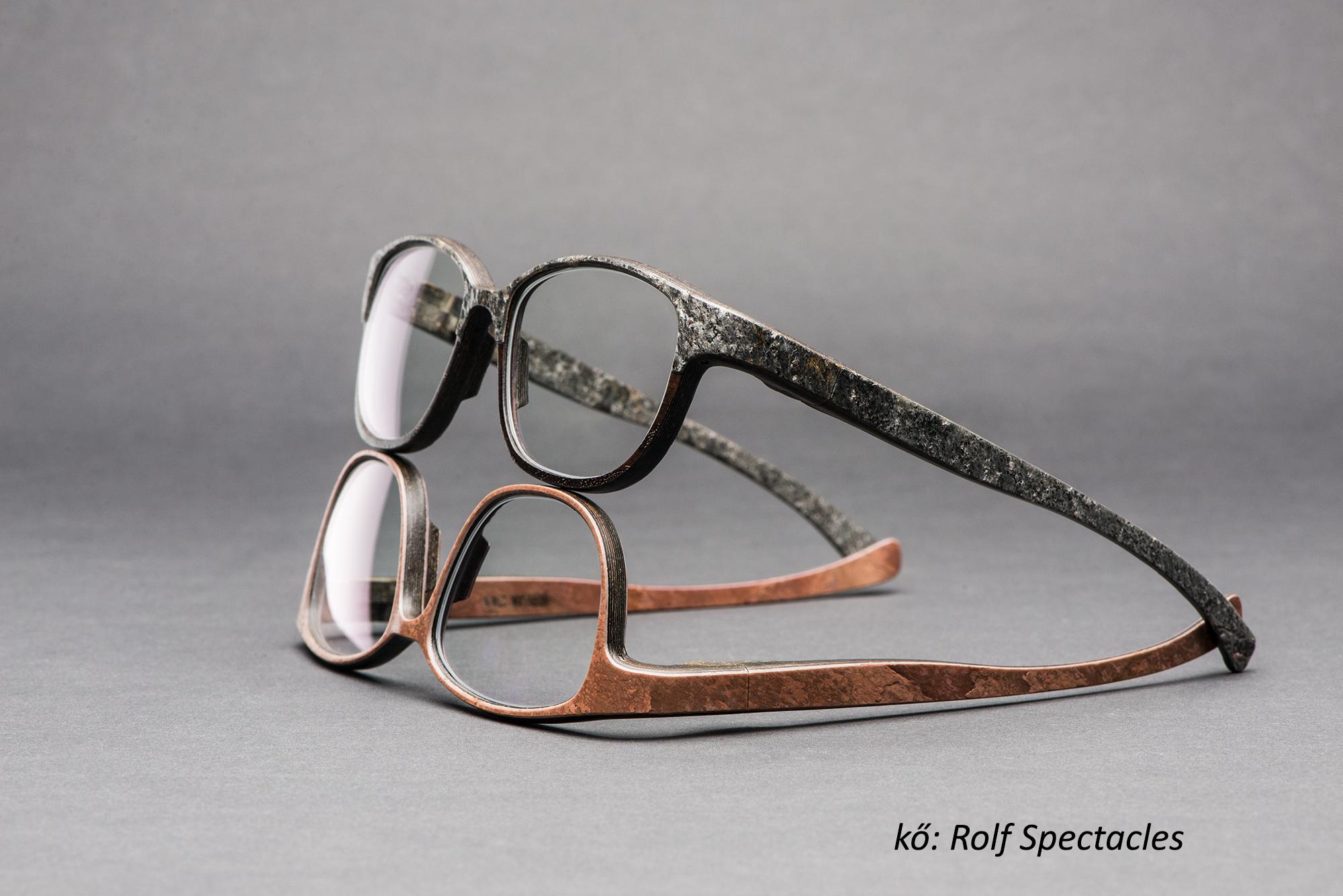 kő szemüvegkeret Rolf Spectacles