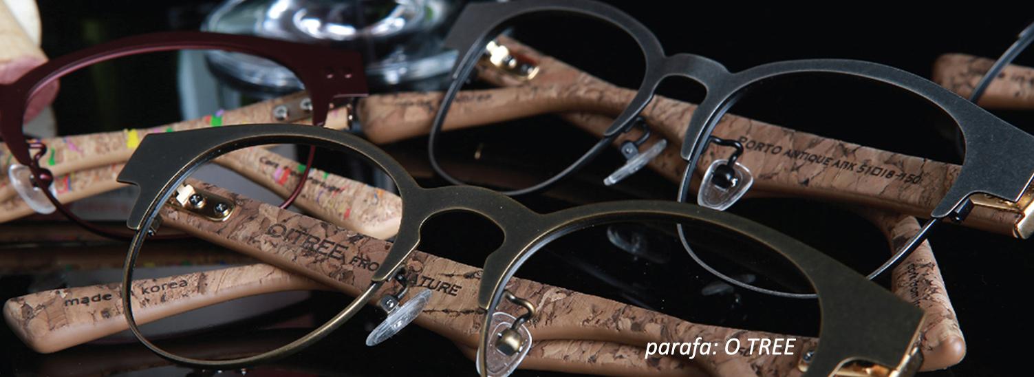 parafa szemüvegkeret O TREE