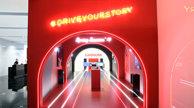 #driveyourstory
